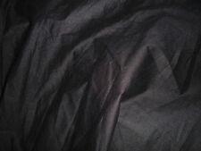 tissu voile de coton col noir 50x140 cm