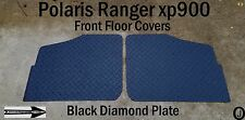 POLARIS RANGER XP900 FULLSIZE black DIAMOND PLATE FLOOR 2013  UP