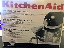 New KitchenAid Pour Pouring Shield For 6-Quart Stand Mixer KN256PS 9709924