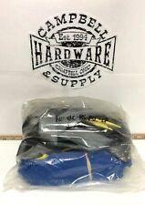 Sky Genie Safety Harness Lifesaver Full Body W/6' Single Leg Lanyard & Fall Pack