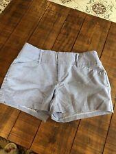 Daisy Fuentes Light  Blue Shorts Size 8