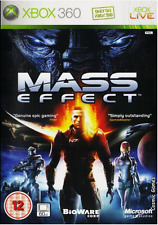 Xbox 360 - Mass Effect (Original Release) **New & Sealed** Official UK Stock