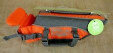 DOG LIFE JACKET By Outward Hound SIZE XS  PupSaver Ripstop Life Jacket Orange