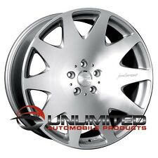 MRR HR3 19x8.5/9.5 5x112 ET32/35 Silver Wheels fit Mercedes S320 S350 S430