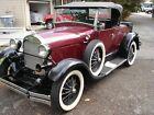 1929 Ford Model A  1929 Model a Shay replica