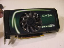 EVGA GEFORCE GTX 550 TI SC 2G GRAPHICS VIDEO CARD - PULLED WORKING