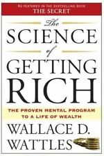The Science of Getting Rich Audio Book By Wallace D Wattles +2 more MP3 DVD