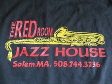 Vintage Hanes Label The Red Room Jazz House Salem, Ma Music Festival (Xl) Shirt
