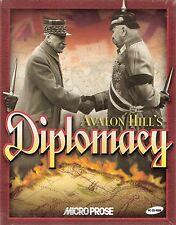 (pc) de Avalon Hill'S - Diplomacy-productos nuevos!