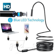 DBPower 2 in 1 2million Pixels 5 Meter USB Waterproof HD 6 LED Borescope