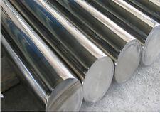 Barra tonda in acciaio inox AISI 304 TRAFILATO diametro 8 mm, lunghezza 100 cm