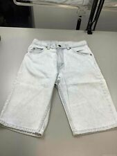 Men's Vintage Levi Strauss Denim Shorts Size 28W