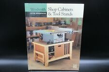 Woodsmith Shop Cabinets & Tool Stands Custom Woodworking  Spiral bound