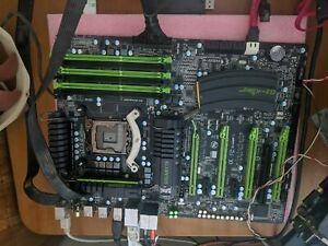 RAREST LGA1366 X58 Motherboard Gigabyte G1.Assassin