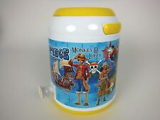 One Piece Water Server/New World Ver./Yellow//0.8gal/Chopper/Zoro/Brook/Nami/New