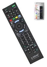 Original Savio Remote-UNG suitable for Sony TV kdl-26ex555, kdl-32ex650