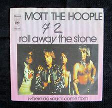 Single / MOTT THE HOOPLE / CBS / 1973 / RARITÄT /