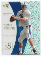 PEYTON MANNING #54 1998 Skybox EX 2001 ROOKIE RC COLTS