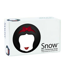 SNOW SKIN WHITENING SOAP - NATURAL LIGHTENING SOAP w/ GIGAWHITE AND ACE-B3