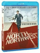 North by Northwest Blu-ray 1959 Alfred Hitchcock Action Thriller Classic