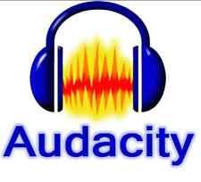 Audacity - Audio Sound Studio Software Editor Recorder Recording