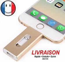 Clé USB iPhone OTG i-Flash 64 Go / 32 GO Stockage Memory Pour iPhone 6/7/8/x