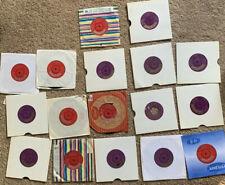 7 vinyl records job lot 17 Parlophone Records All In G+ upward Condition
