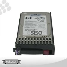 627114-001 HP 146GB 6G SAS 15K rpm SFF 2.5'' Dual Port Enterprise HDD W/Tray