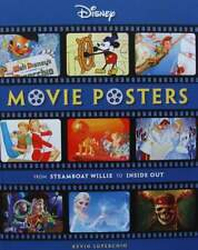 BOEK/LIVRE : Disney Movie Posters (film affiche)