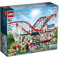 LEGO 10261, Creator Expert, Roller Coaster, 4124 pcs, NIB, In Hand, US Seller!