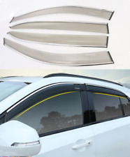 FIT FOR 2019 NEW Cadillac XT4 Window Visor Vent Shades Sun Rain Guard 4PCS