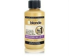 Jerome Russell BBlonde Maximum Lift Cream Peroxide 40v / High Lift Powder Bleach