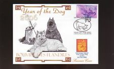Bouvier Des Flandres Cov, 2006 Year Of The Dog Stamp 3