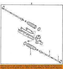FORD OEM Steering Gear-Outer Tie Rod End 5L8Z3A130AA