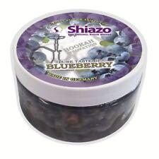 250g Shiazo Dampfsteine Blaubeere - Steam Stones nikotinfrei,Tabakfrei