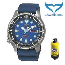 Citizen PROMASTER Marine orologio subacqueo ny0040-17le 20 bar blu automatico ny0040-17l