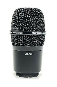 Used Telefunken M80-WH - M80 Element for Shure Wireless
