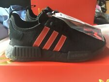 Authentic Adidas NMD R1 Chinese New Year CNY Shoes Trainers 2019 Black UK 5 NEW