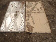 Art Deco Tin Panel