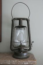 Early Antique C.T. Ham Mfg. Co. No. 0 Clipper Lantern