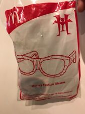 hotel transylvania3 murray fashion glasses 2018 happy meal mcdonald unopened new
