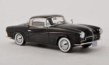 wonderful modelcar VW BEETLE ROMETSCH LAWRENCE COUPE 1959 -  black -  1/43