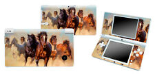 Skin Sticker to fit Nintendo DSI - Wild Horses