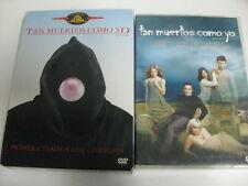 Série sur DVD Complète Marron clair Morts Como Yo Saison 1 Y 2 - Buen Etat