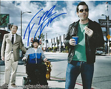 COMEDIAN JIM JEFFERIES HAND SIGNED AUTHENTIC LEGIT STAND-UP 8X10 PHOTO w/COA