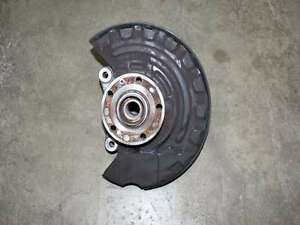 Audi S3 8P / Seat Leon 1P Cupra R Radlagergehäuse vorne links Radnabe 3C0407253F