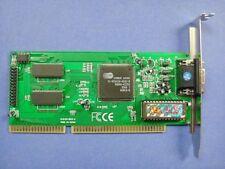 Cirrus Logic ISA Video Card; PN - CL-GD5429-86QC-B