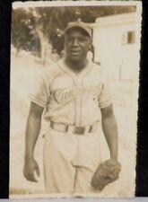 RARE! 1946 Silvio Garcia, Cienfuegos Cuban Baseball, Original Type 1 Photograph