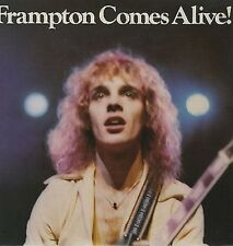 PETER FRAMPTON Frampton Comes Alive! 1976  UK vinyl LP EXCELLENT CONDITION
