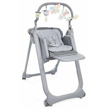 Chicco trona Polly Magic Relax Gris